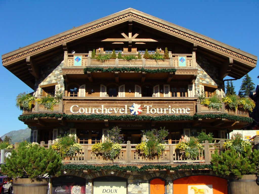 Office du tourisme de Courchevel